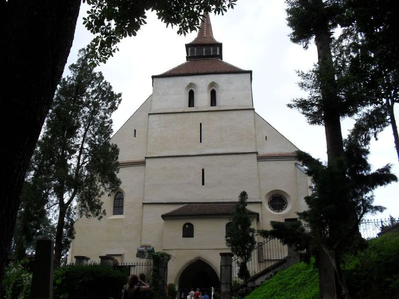 The Church on the Hill - Sighisoara