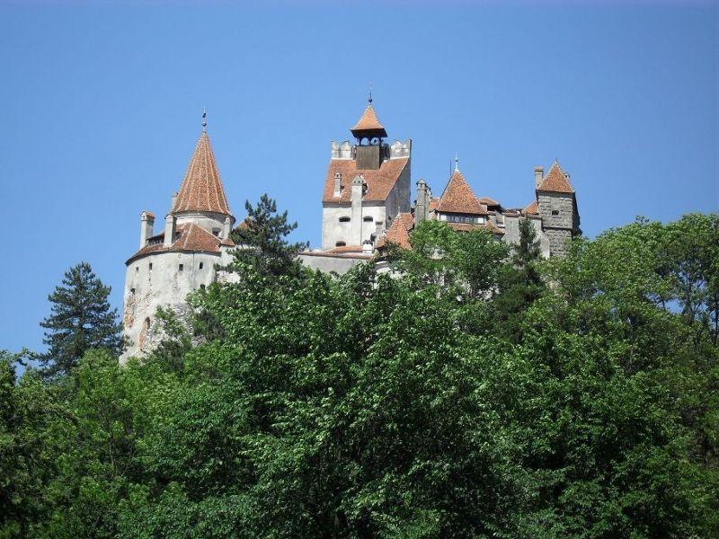 Bran Castle - Bran