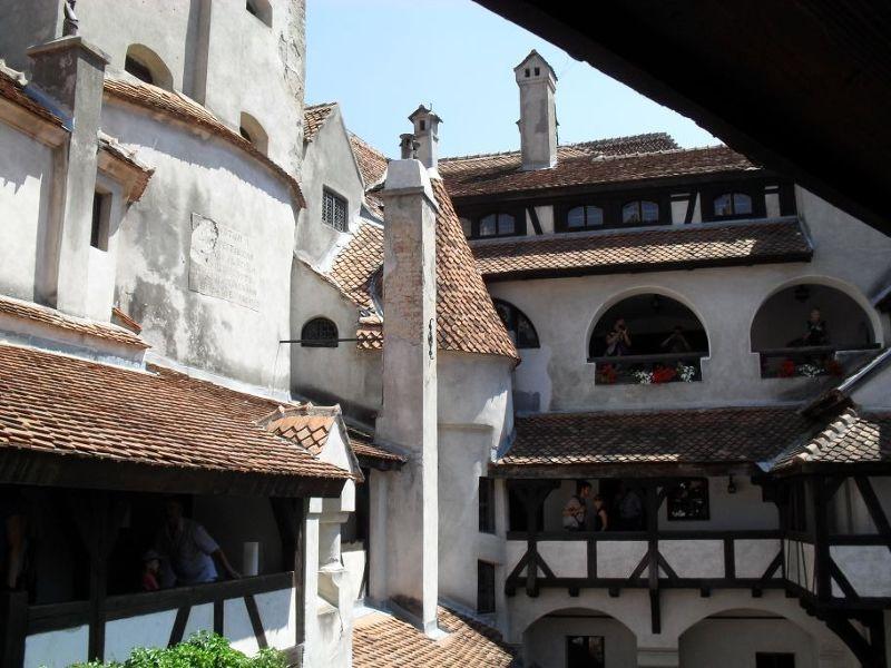 In Bran Castle - Bran