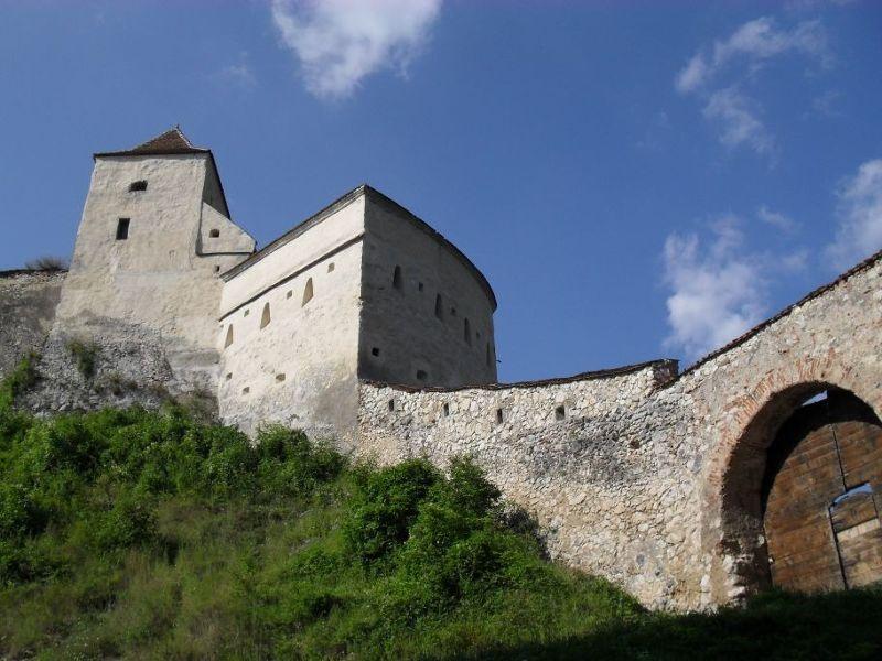 Rasnov Fortress - Rasnov