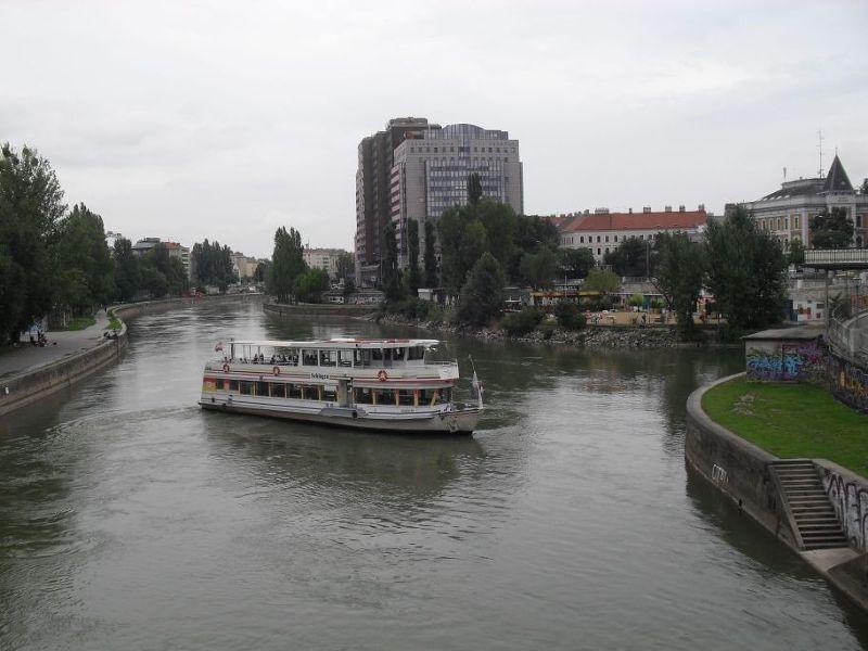 boat trips - Vienna