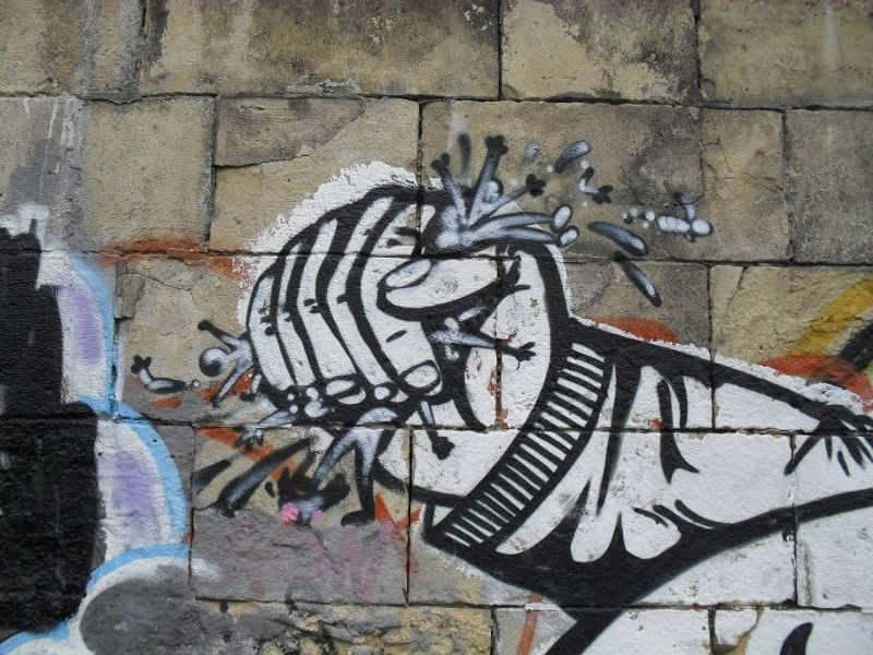 Graffitti - Vienna