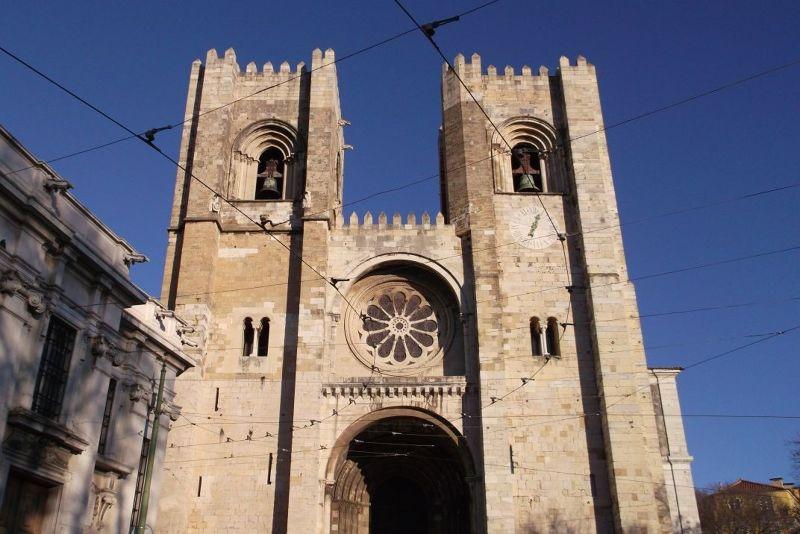 Lisbon Cathedral. - Lisbon