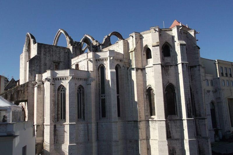 Carmo Convent. - Lisbon