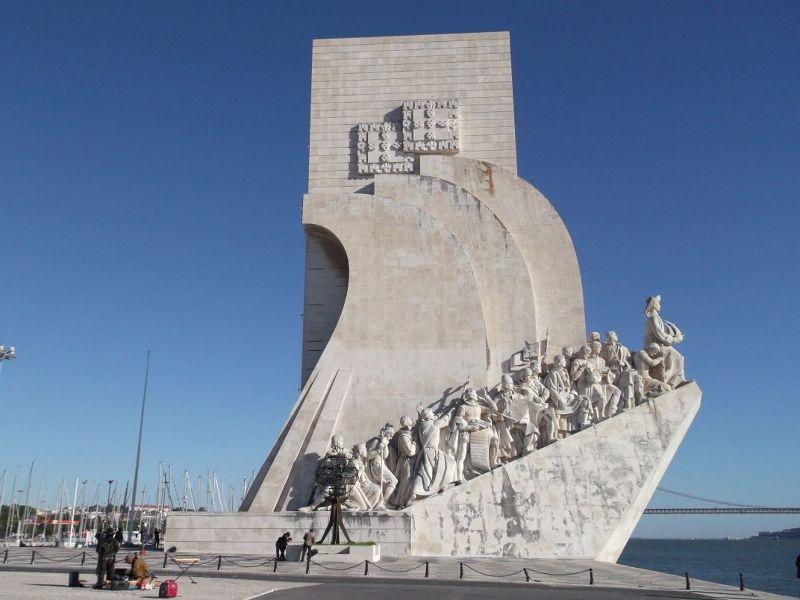 The Discoveries Monument. - Lisbon