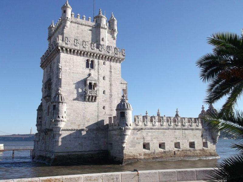 That tower again. - Lisbon