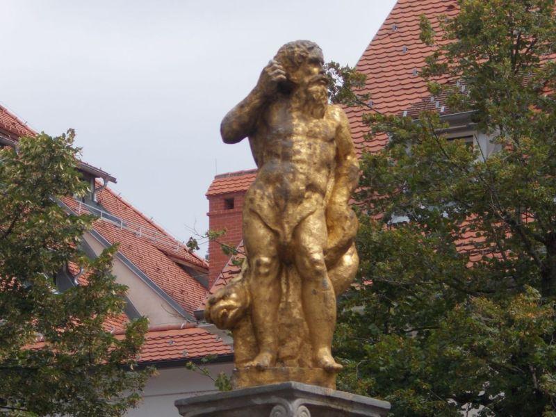 Near French Revolution Square - Ljubljana
