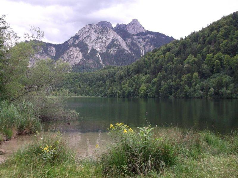 The lovely Schwannsee. - Fussen