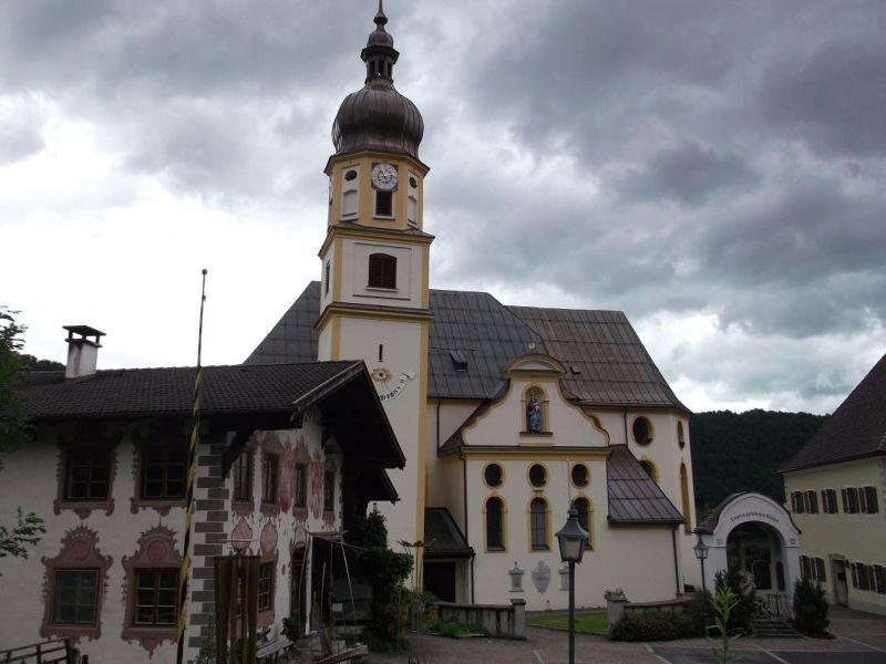 The Church Of Maria Himmelfahrt