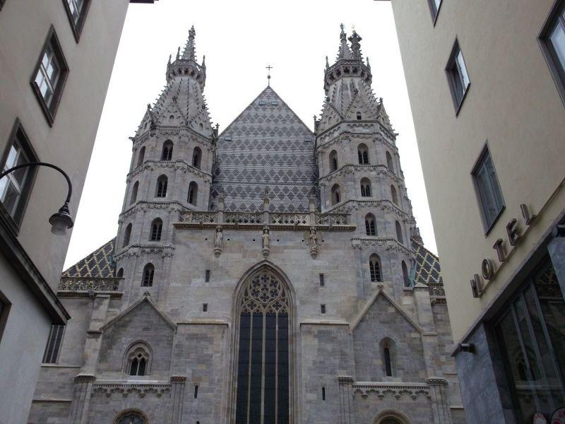 Stefan's Dom. - Vienna