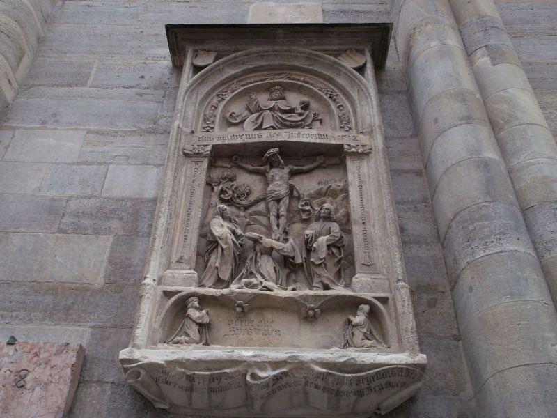 Exterior Stefan's Dom. - Vienna