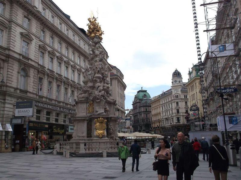The Graben. - Vienna