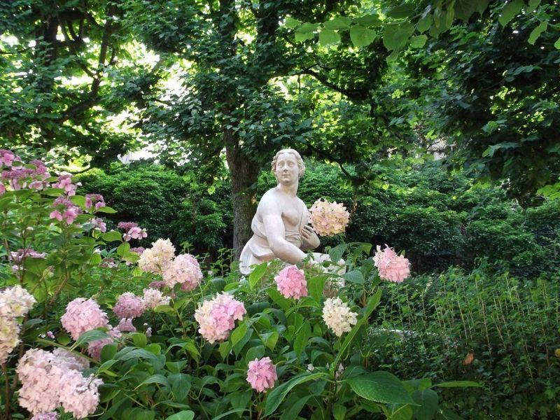 Mirabell Gardens. - Salzburg