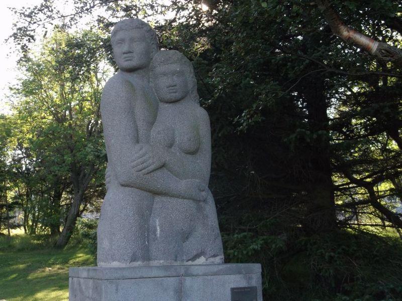 Sculpture, Reykjavik - Reykjavík