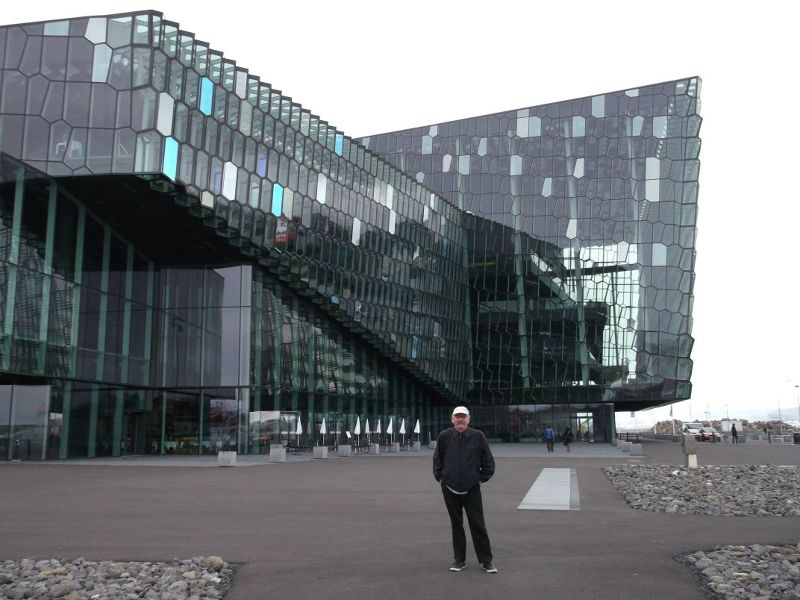 The Harpa Building
