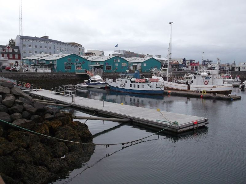 Reykjavik's Harbour. - Reykjavík