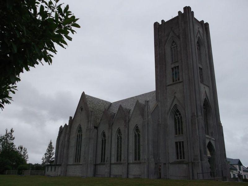 The Catholic Church. - Reykjavík