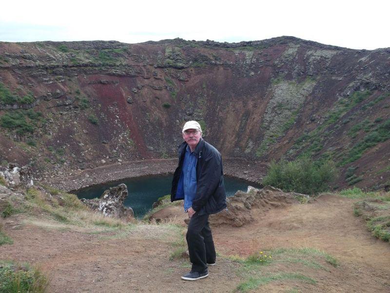 Crater Lake. - Reykjavík