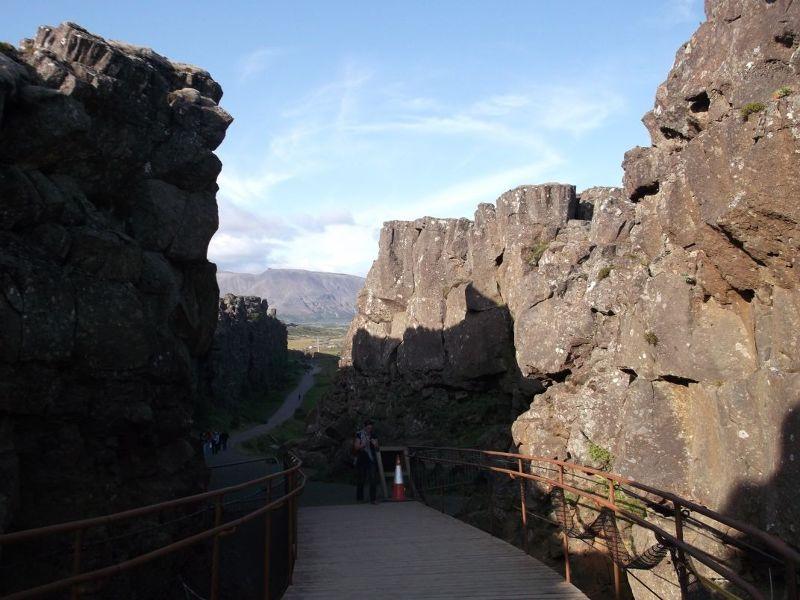 Stop Four - Thingvellir National Park.