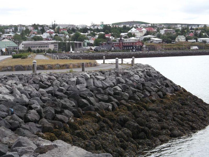 The harbour. - Hafnarfjörður