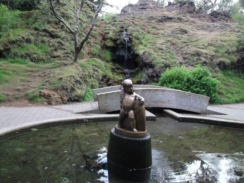 Hellisgeroi Park