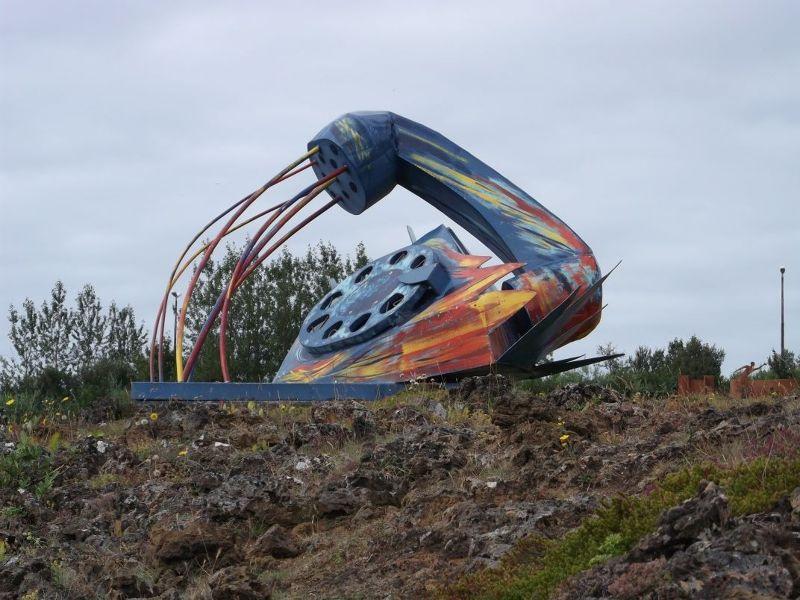 Vidistadatun Sculpture Park