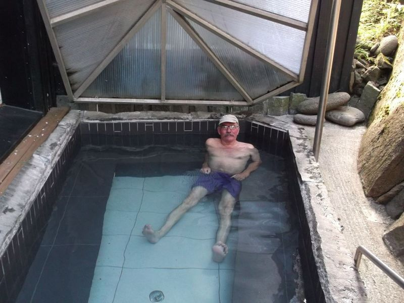 Geothermal Swimming