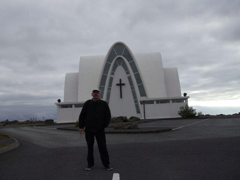 Kopavogur Church.