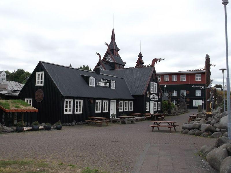 Viking Hotel. - Hafnarfjörður
