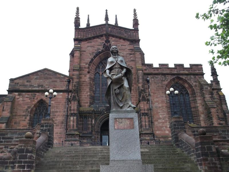 St Peter's Collegiate Church, Wolverhampton
