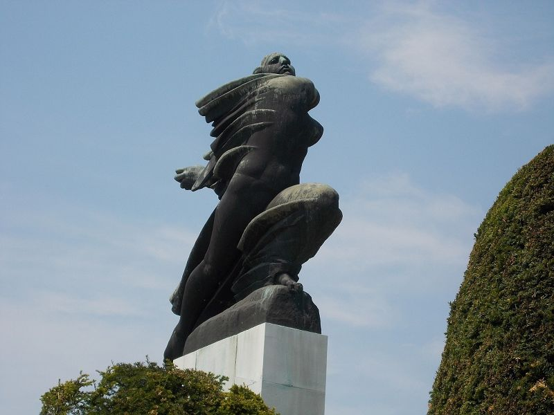 Kalemegdan Fortress - Sculptures - Belgrade