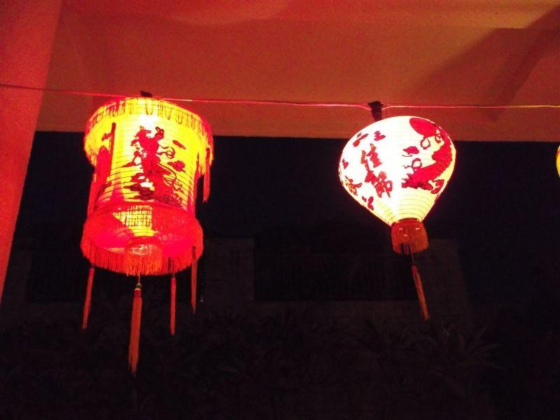 Mid-Autumn Lanterns. - Hong Kong