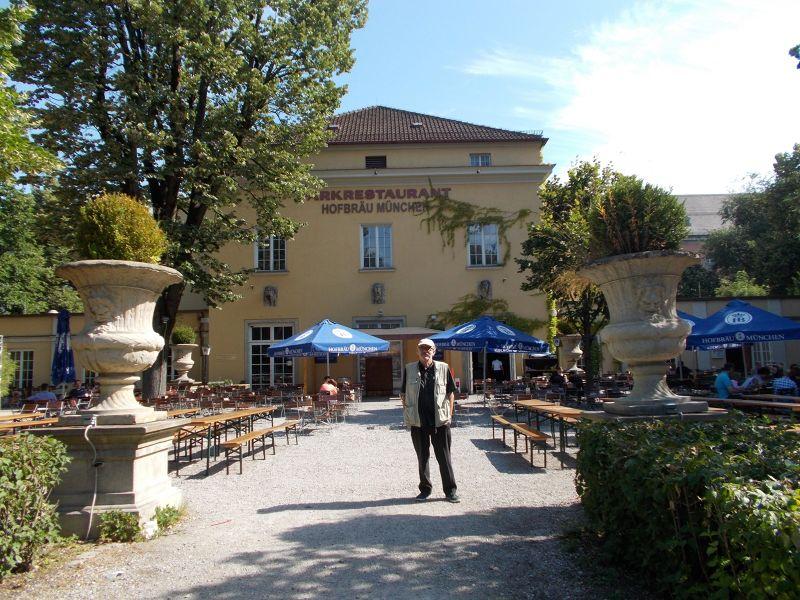 The Old Botanic Gardens - restaurant - Munich