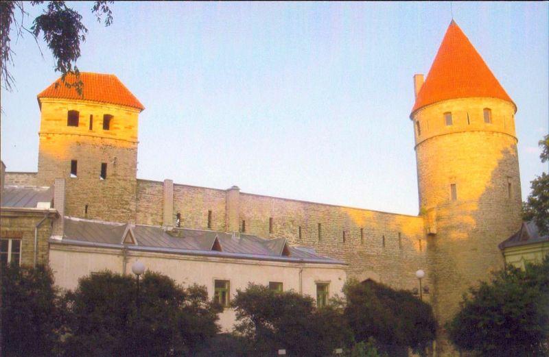 Tallinn old town - Tallinn