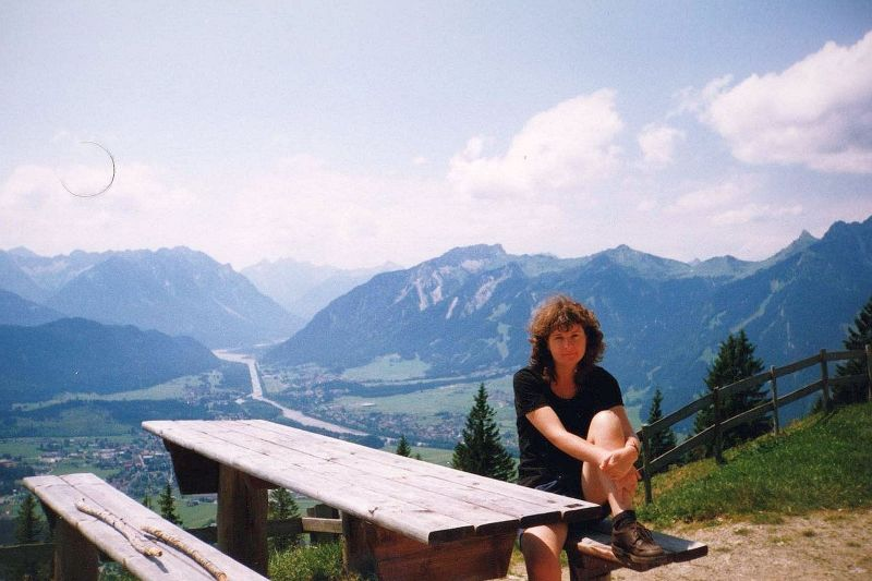 Climb The Durrenberger Alm
