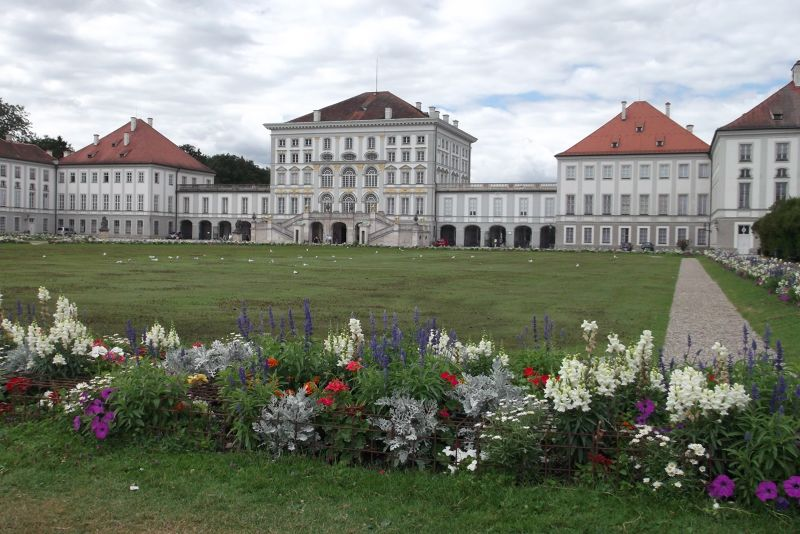Schloss Nymphenburg. - Munich