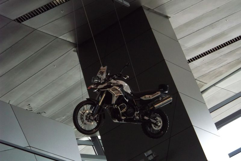 BMW Museum. - Munich
