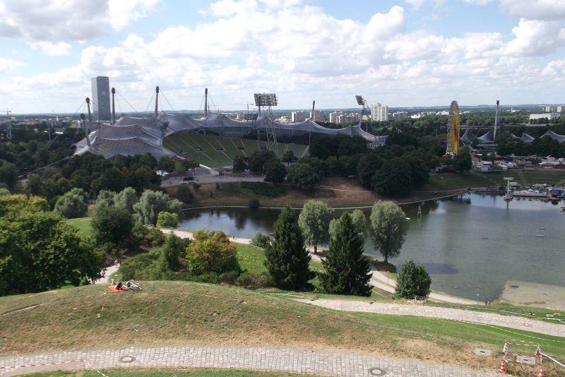 Olympic Stadium. - Munich