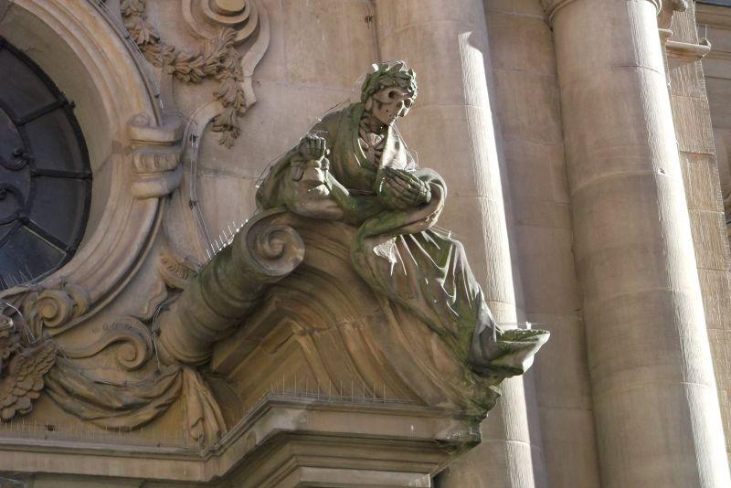 Wurzburg Cathedral - Dom St Kilian