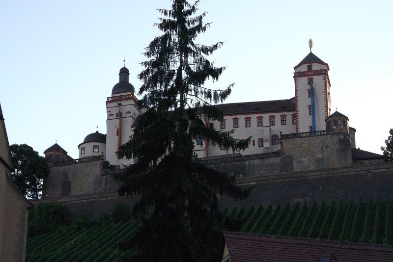Marienberg Fortress.