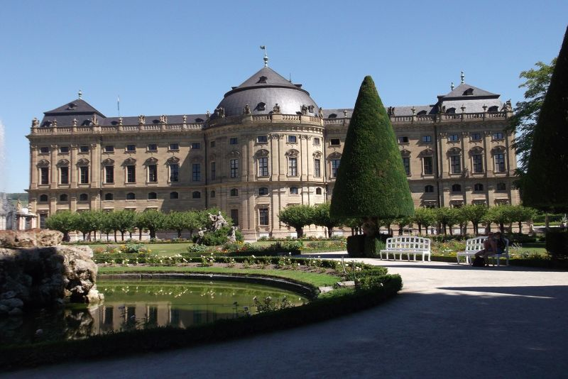 The Residenz