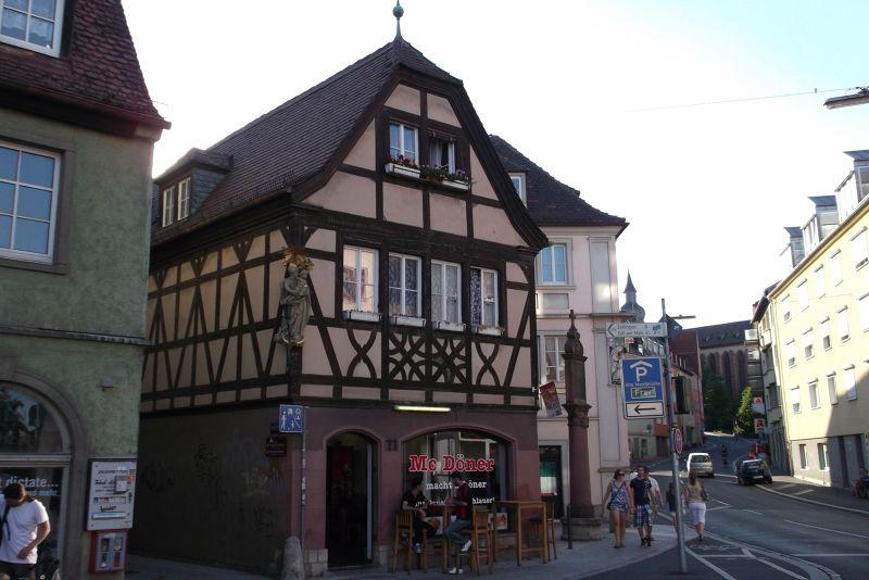 Historic Doner Kebab Shop.