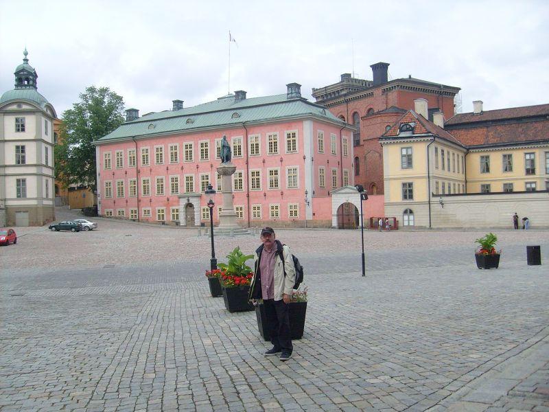 Stenbock Palace, Riddarholmen. - Stockholm