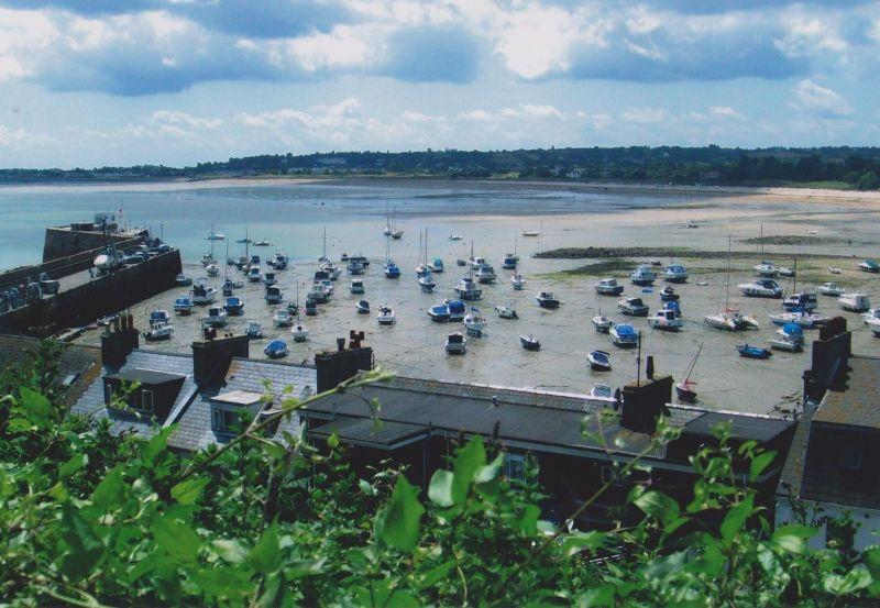 Gorey Harbour - Jersey