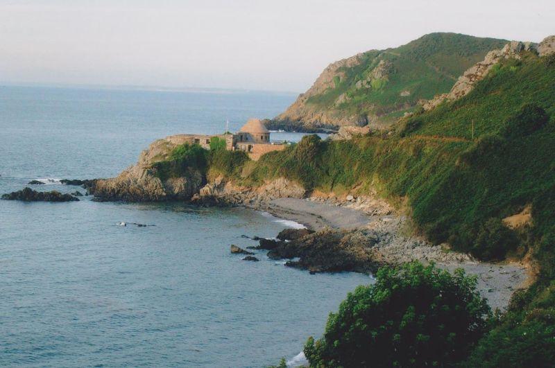 La Crete Fort. - Jersey