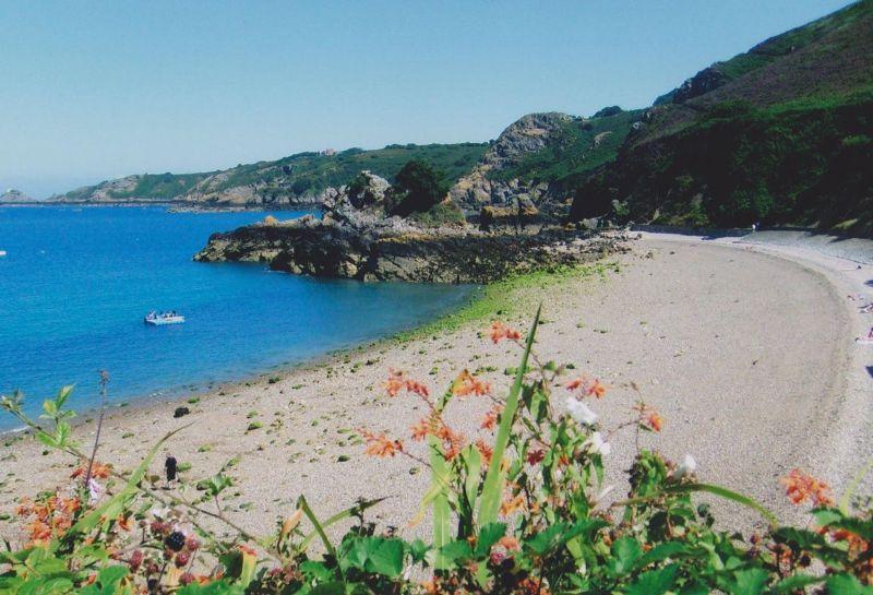 Bouley Bay. - Jersey