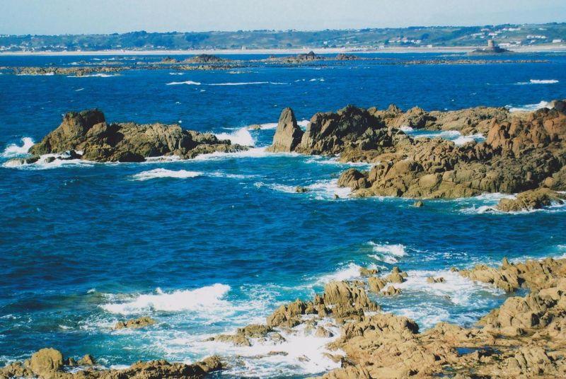 St Ouen's Bay. - Jersey