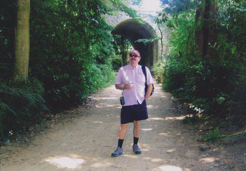 Railway Walk. - Jersey