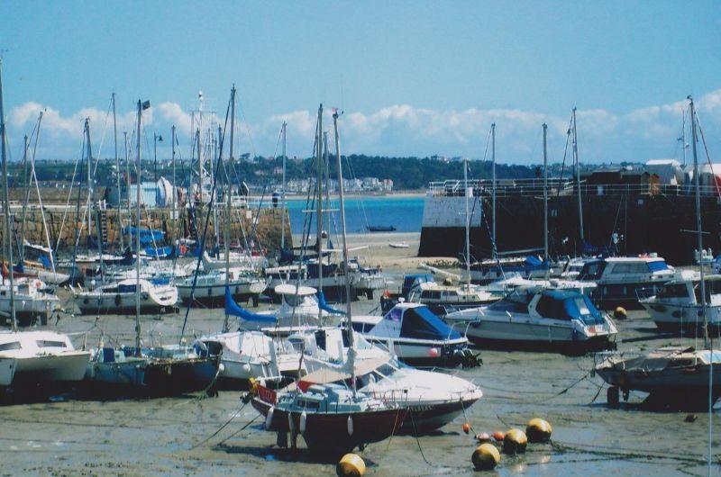 St Aubin's. - Jersey