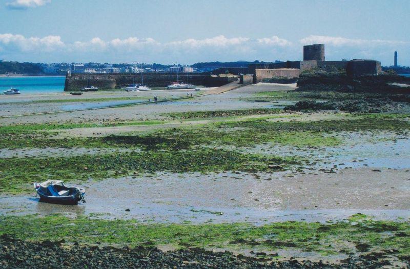St Aubin's Fort. - Jersey